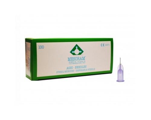 Игла для мезотерапии 30G (0,30 х 6) Mesoram