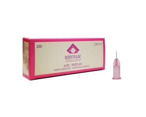 Игла для мезотерапии 32G (0,23 х 6) Mesoram