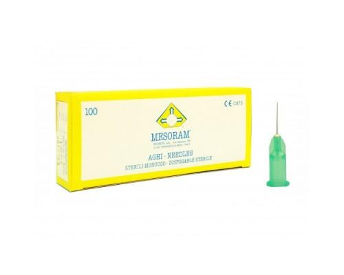 Игла для мезотерапии 33G (0,20 х 12) Mesoram