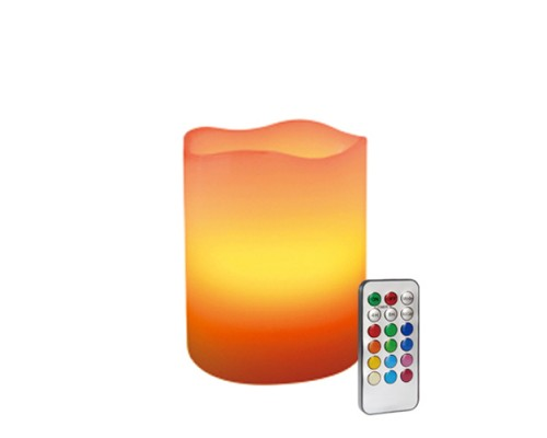 Свеча светодиодная C-CI 65 T/W с пультом