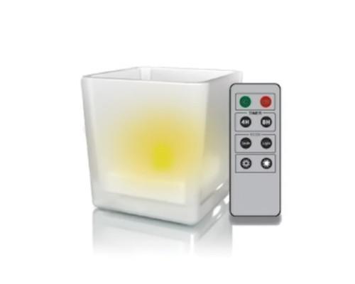 Свеча светодиодная D-SA 55 D/G с пультом