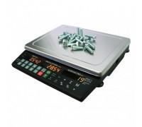 Весы счётные МК-С21 (светодиодный индикатор, питание сеть/аккумулятор)