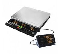 Весы торговые МК-Т21 (ЖК индикатор, питание сеть/аккумулятор)