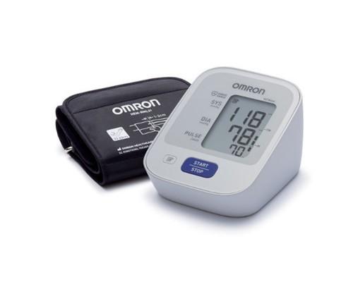 Тонометр Omron M2 Basic с универсальной манжетой и адаптером