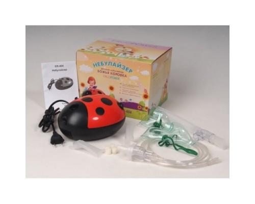 Детский компрессорный ингалятор (небулайзер) Ergopower ER-404