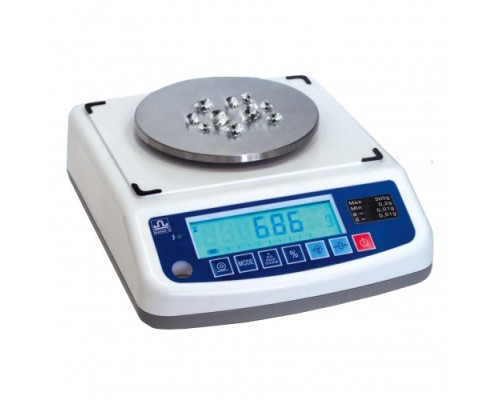 Весы электронные ВК-300