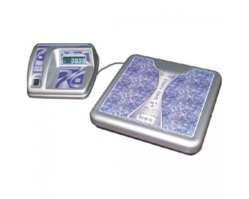 Весы электронные напольные ВМЭН-200-50/100-Д с выносным табло